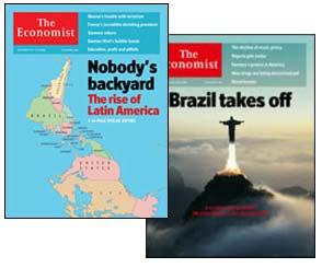 Quintal de Ninguém - O crescimento da América Latina / O Brasil decola