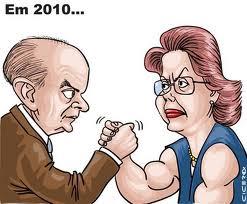 Dilma x Serra
