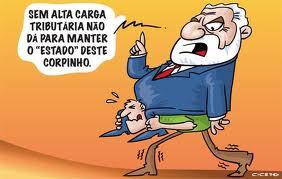 Lula e a carga tributária